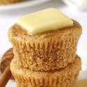 Gluten-free Vegan Cornbread and Cornbread Muffins
