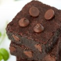 Mint Chocolate Brownies (grain-free, gluten-free, dairy-free)