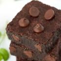 Mint Chocolate Brownies (grain-free, gluten-free, dairy-free)