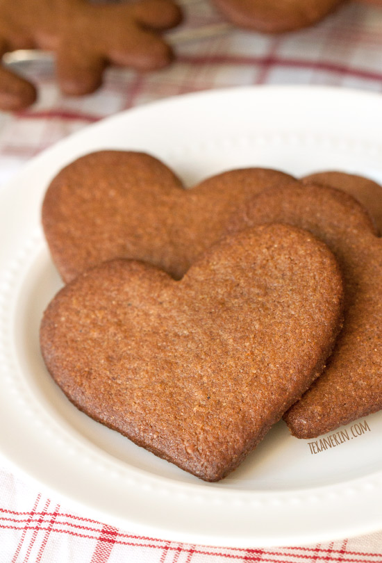 These Pepparkakor (Swedish Ginger Cookies) are 100% whole wheat and dairy-free!