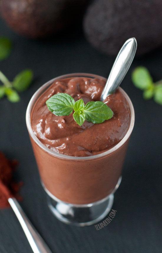 Chocolate Puddin 1