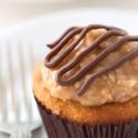 Samoa Cupcakes (grain-free. gluten-free)