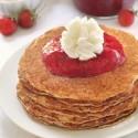 Paleo Buttermilk Pancakes (grain-free, gluten-free, dairy-free)