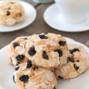 Paleo Blueberry Scones (grain-free, gluten-free, dairy-free)