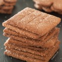 Whole Wheat Vegan Graham Crackers
