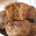 Paleo Cinnamon Sugar Pumpkin Donut Holes (grain-free, gluten-free, dairy-free option)