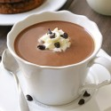The Ultimate Hot Chocolate (paleo, vegan, dairy-free options)