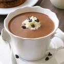 The Ultimate Hot Chocolate (paleo, vegan, dairy-free options)
