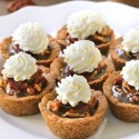 Mini Pecan Pies (gluten-free, vegan, whole grain options)