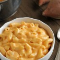 Sweet Potato Mac and Cheese (gluten-free, whole grain options)
