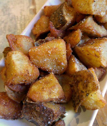 New Orleans: What and Where to Eat – Brabant Potatoes at Pêche Seafood Grill
