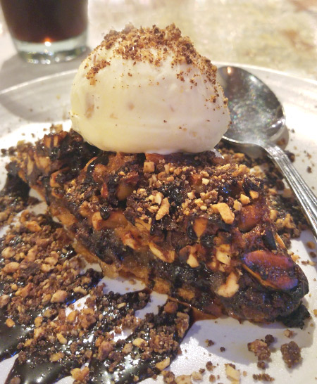 New Orleans: What and Where to Eat – Salted Peanut Pie at Pêche Seafood Grill