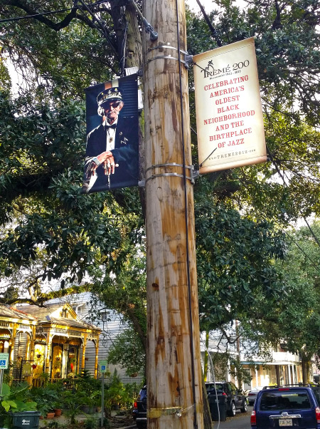 Treme in New Orleans