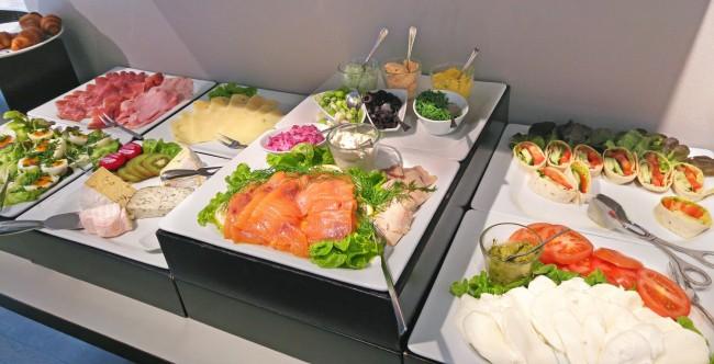 Hotel OTTO Breakfast Buffet – savory dishes galore!