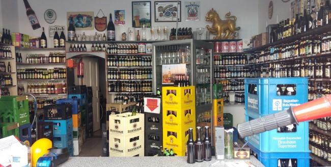 Ambrosetti Beer Store in Berlin