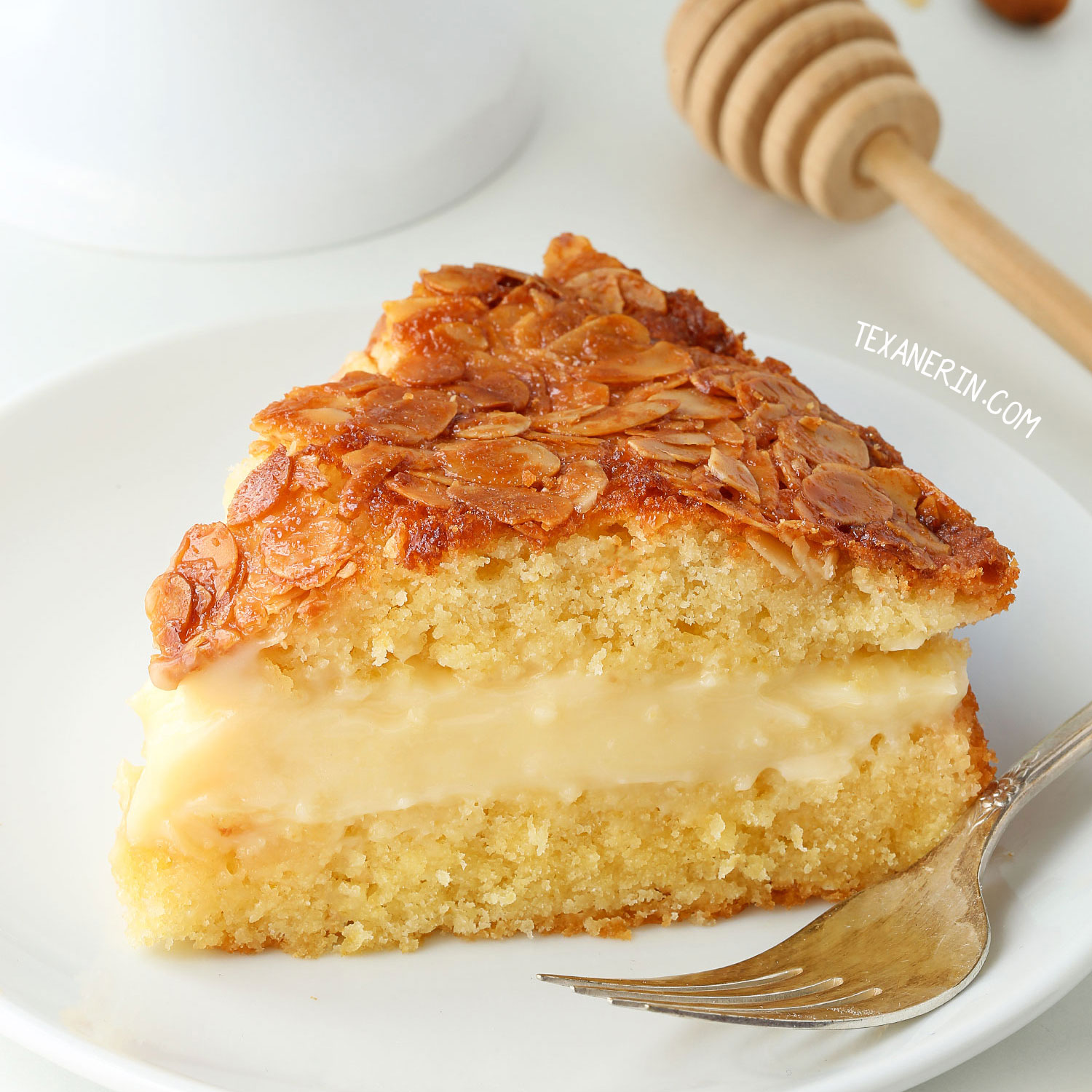 Wheat Free Almond Cake