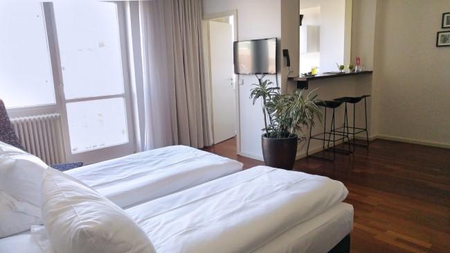 Hotel OTTO Studio Room Image