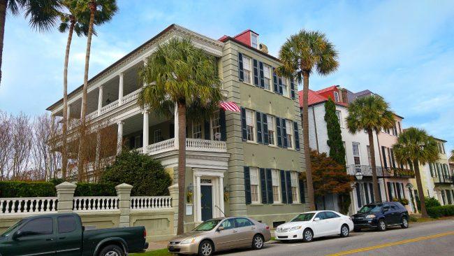 Gorgeous houses in Charleston