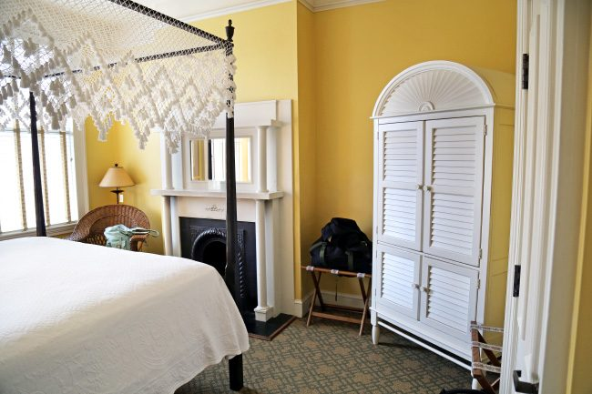 Room at Fulton Lane Inn in Charleston