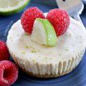 No-bake Vegan Key Lime Pie (paleo)