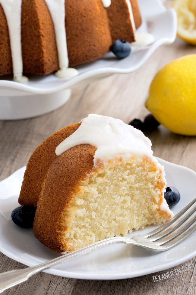 Lemon Pound Cake Gluten Free All Purpose Options Texanerin Baking