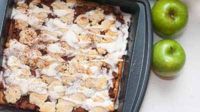 Paleo Apple Strudel