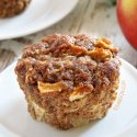 Paleo Apple Maple Muffins (grain-free, gluten-free, dairy-free)
