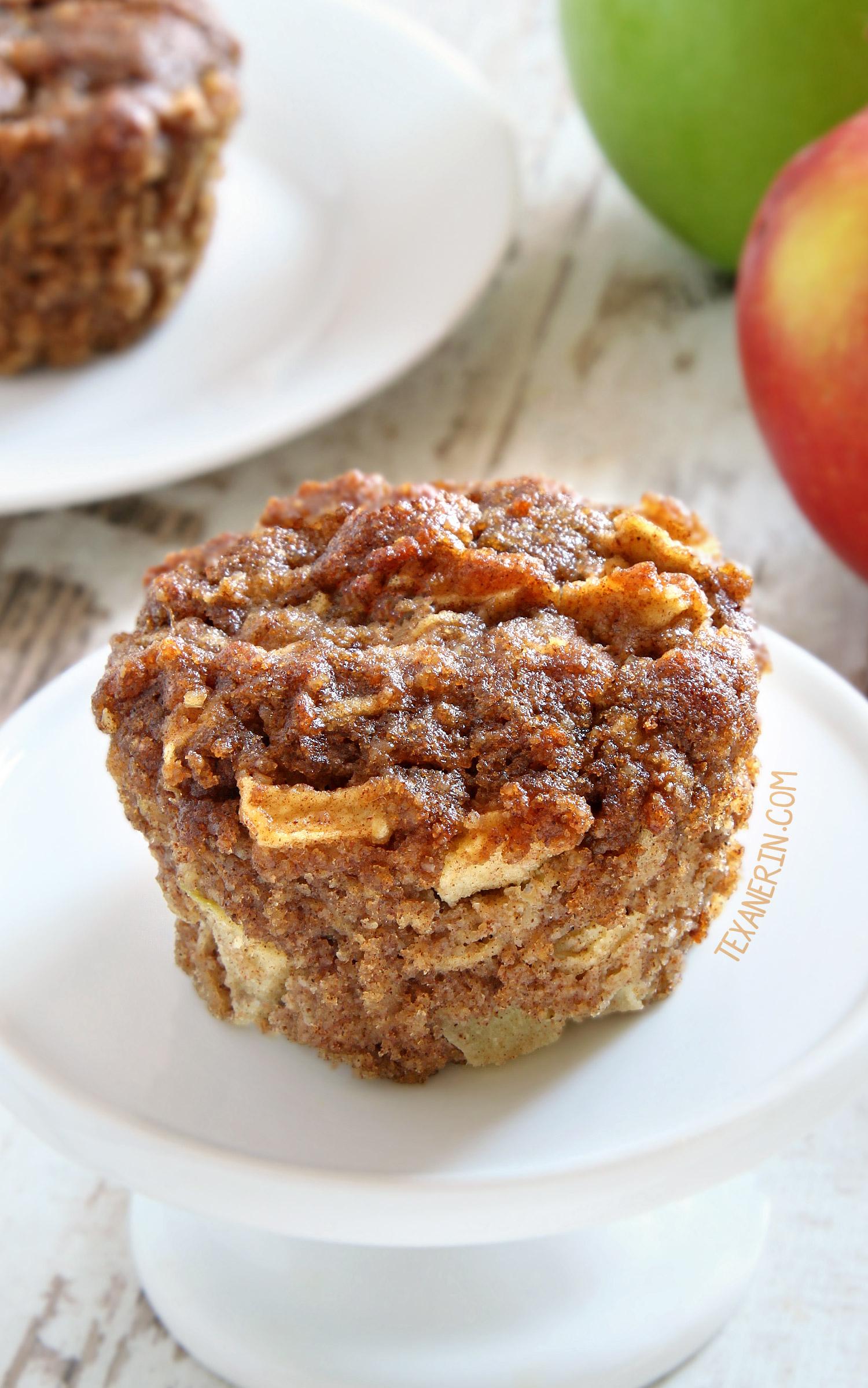 Paleo Apple Maple Muffins Grain Free Gluten Free Dairy