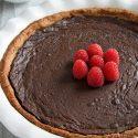 Paleo Chocolate Fudge Pie