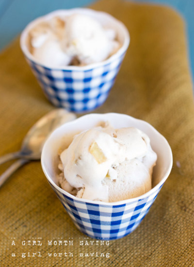 Apple Pie Ice Cream