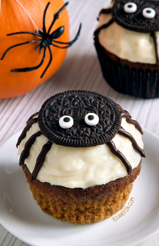 100+ [ Halloween Decorations Cupcake Frosting Spider ...