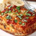 Classic Homemade Lasagna (gluten-free, whole wheat options)