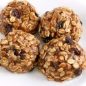No-bake Oatmeal Cookies (vegan, gluten-free, dairy-free, whole grain)