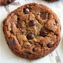 Paleo Peanut Butter Cookies (vegan option, dairy-free)
