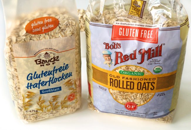 Are oats gluten-free? Yes! But be sure to read the post for a few important caveats.