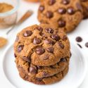 Pumpkin Spice Cookies (paleo, vegan, low-carb options)
