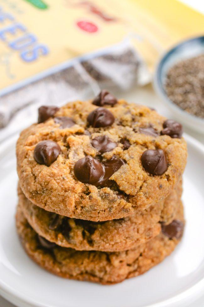 Gluten-free Cookies - Vegan Peanut Butter Cookies