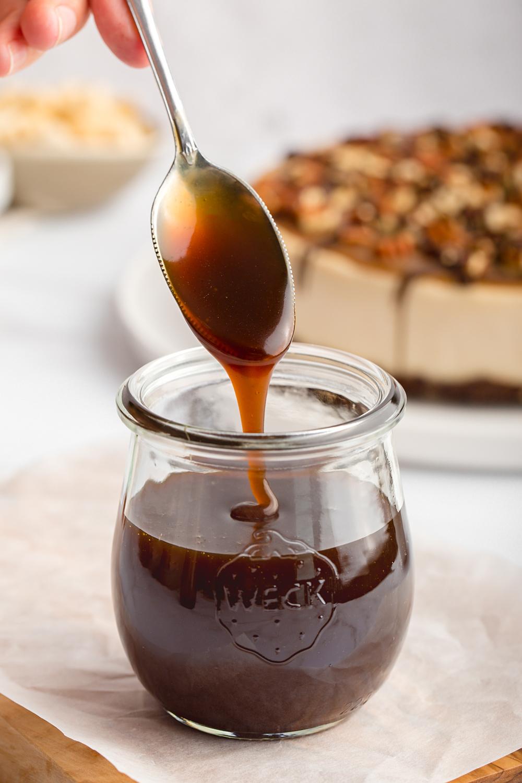 Vegan Caramel Sauce Paleo Texanerin Baking