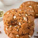 Chai Spiced Cookies (paleo, vegan)