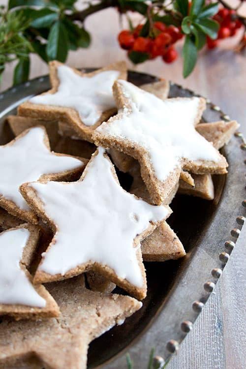 Keto Cinnamon Stars