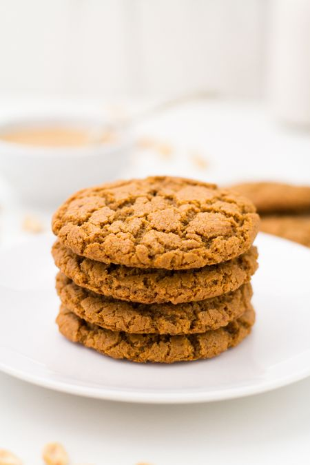Easy Recipes for Kids to Make – gluten-free peanut butter cookies