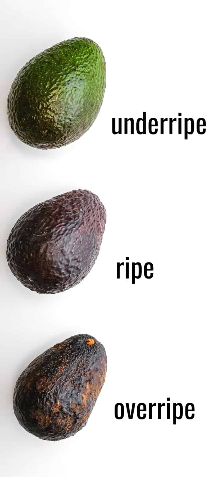How do you know when an avocado is ripe? The Ultimate Avocado Guide - from how to pick an avocado, how to cut avocados, how to store avocados and how to use avocados.