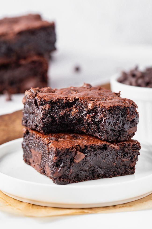 Keto Almond Flour Brownies