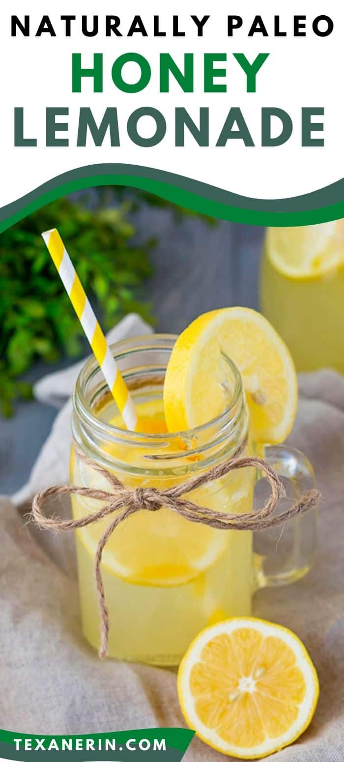 Honey Lemonade Texanerin Baking