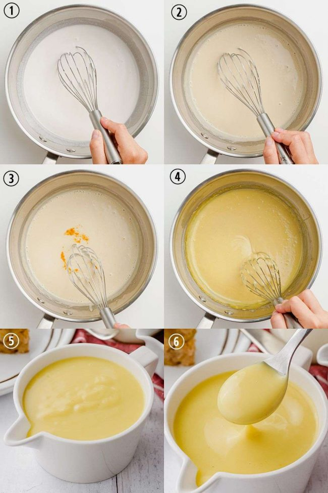 Vegan Custard Recipe