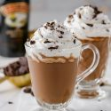 Baileys Hot Chocolate – Only 4 Ingredients!