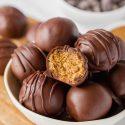 Paleo Peanut Butter Balls