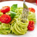 Avocado Pesto – Keto, Vegan, Whole30, Paleo